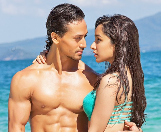 Tiger Shroff and Shraddha Kapoor