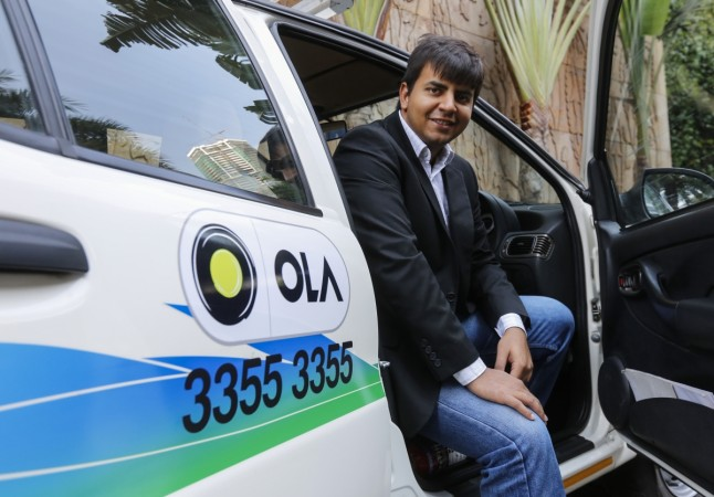 Ola dismisses DNA's report about its investors selling stakes to Uber
