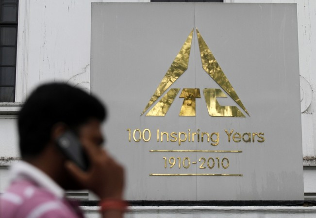 itc cigarette q1 june results earnings agri hotels pictorial warnings volume sales excise duty hike taxes