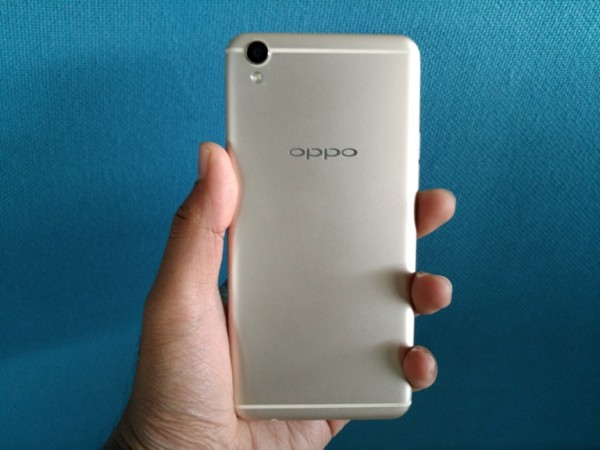 Oppo F1 Plus Review: Design