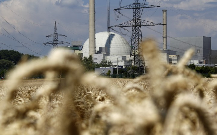 Germany nuclear plant