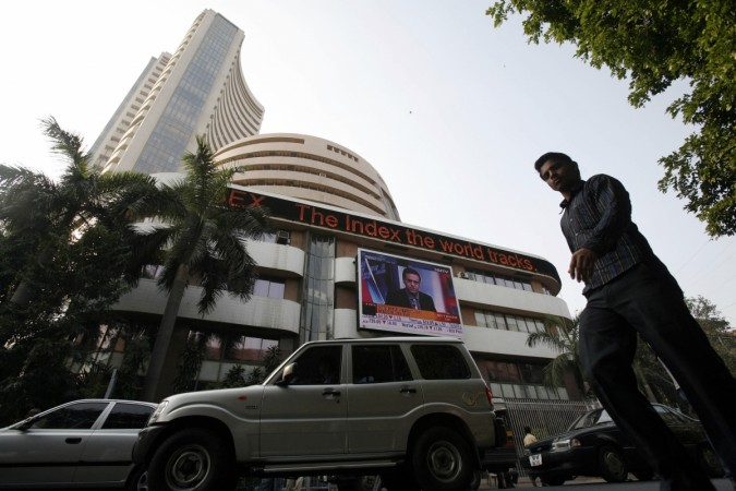 sensex, nifty, ltcg tax, ongc, maruti, car sales, msil share price, stock markets