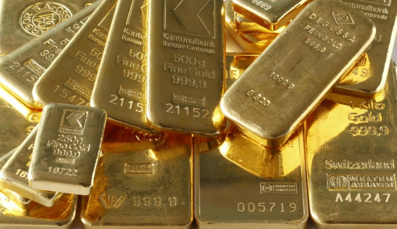 gold bars, gold prices, trump policies, strong us dollar, gold demand, gold consumption