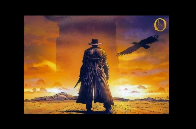 stephen kings the dark tower movie adaptation begins