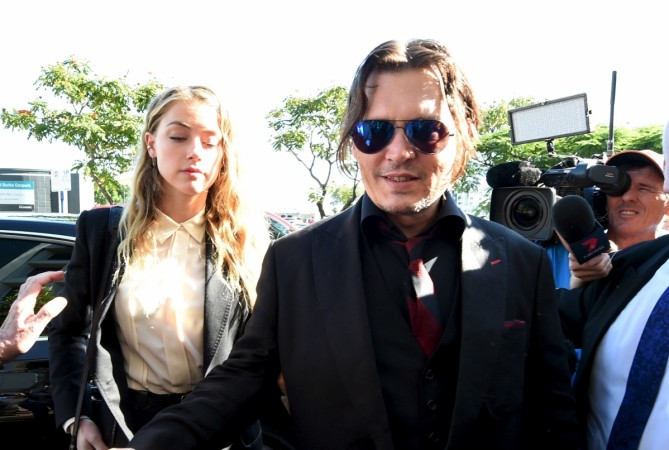 Amber Heard Johnny Depp dog trial