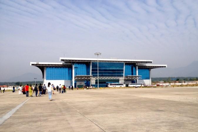 Jolly Grant airport, Dehradun