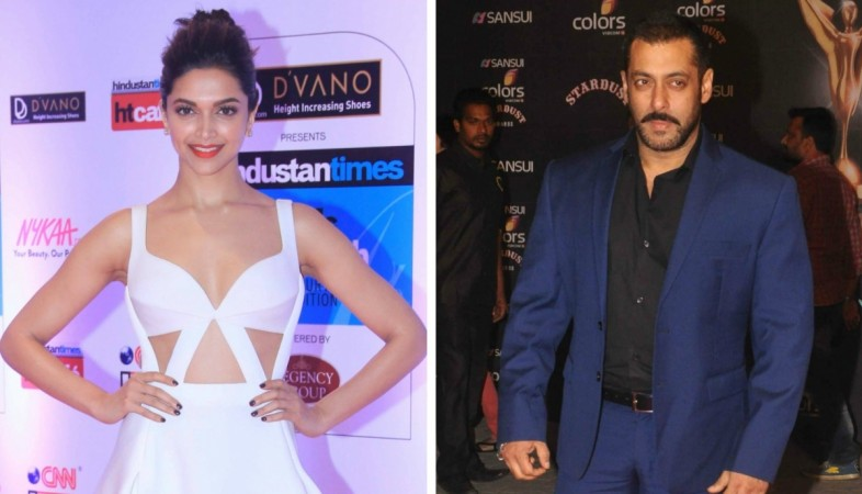 Deepika Paukone to share screen space with Salman Khan for the first time.