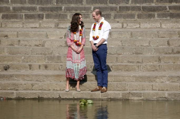 Kate Middleton looks stunning in Anita Dongre's dress