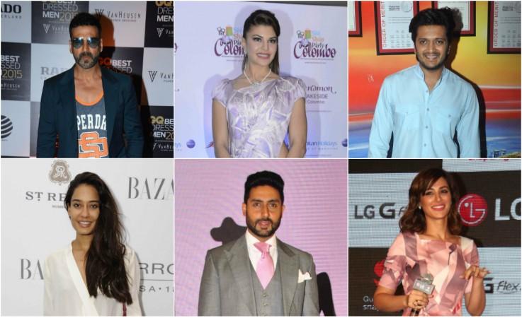 Akshay Kumar, Jacqueline Fernandez, Riteish Deshmukh, Lisa Haydon, Abhishek Bachchan, Nargis Fakhri