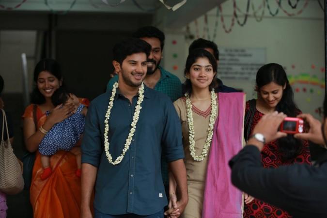 Dulquer Salmaan and Sai Pallavi in 'Kali' movie