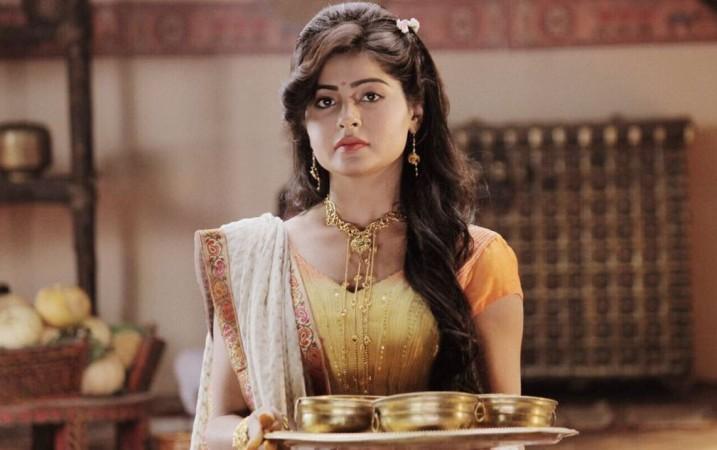 """Yukti Kapoor to replace Jayashree Soni on """"Balika Vadhu."""" Pictured: """"Siya Ke Ram"""" actress Yukti Kapoor aka Urmila"""