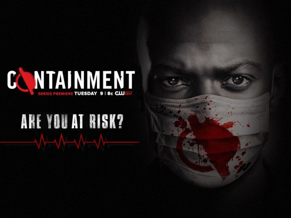 Containment title card