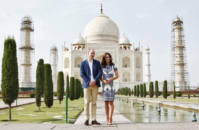 taj mahal tourism in india incredible india FTA