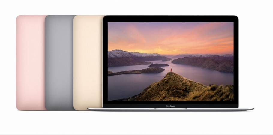 Apple launches new sleek MacBook with Intel Core m3 CPU; price, specifications