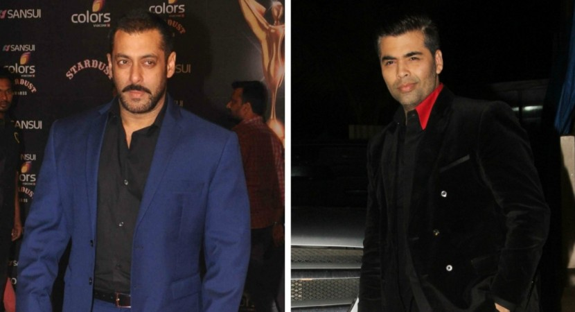 "Salman Khan and Karan Johar to collaborate after 18 years with ""Shuddhi"""