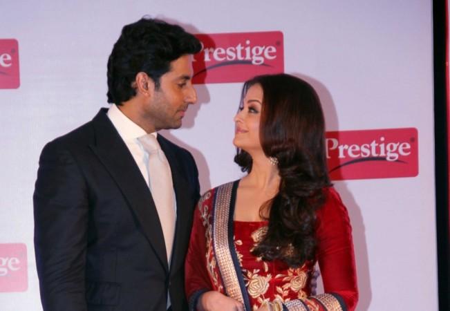 Abhishek Bachchan and Aishwarya Rai celebrate their nine years of togetherness on April 20
