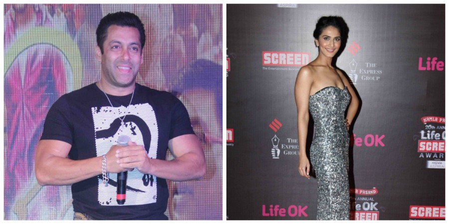Salman Khan and Vaani Kapoor