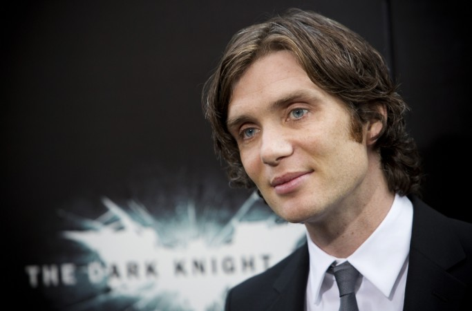 Cillian Murphy at the premiere of 'The Dark Knight Rises' (2012)