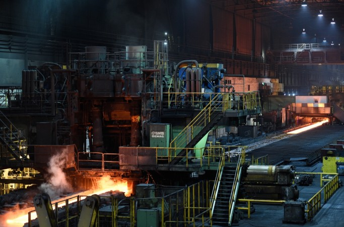 Steel production World Steel Association