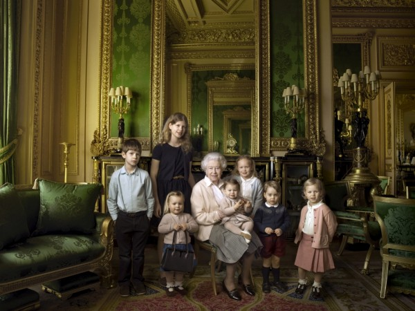 Queen Elizabeth 2016