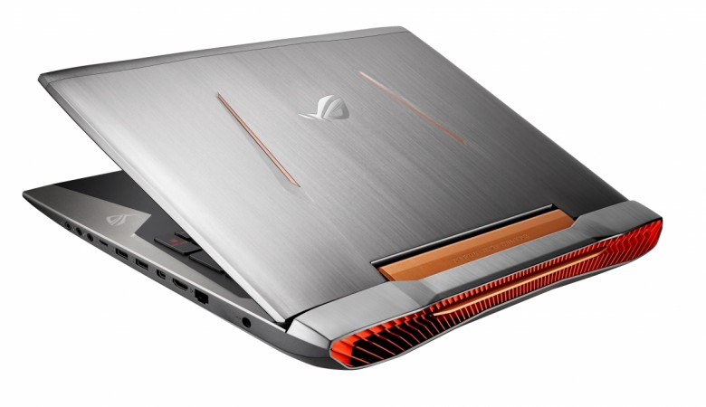 Asus ROG G752VY is the premium gaming laptop meant for true gamers.