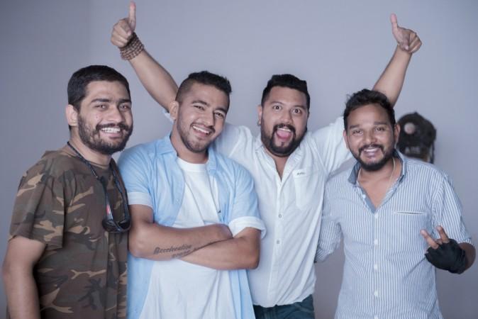 The AMMA team