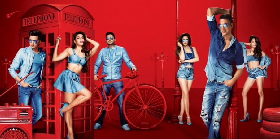 'Housefull 3' first-look poster