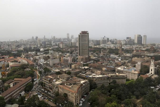 Bandra Kurla Mumbai financial district business district