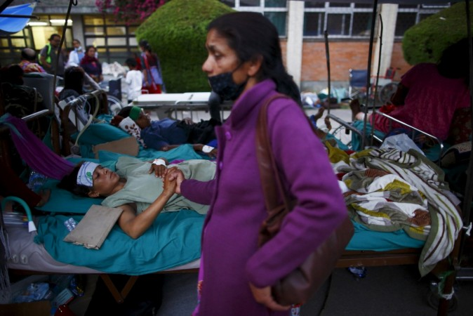 Nepal earthquake,
