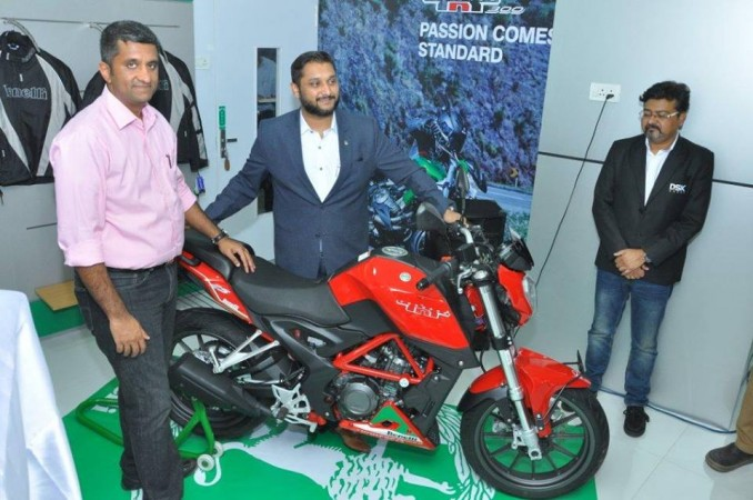 DKS-Benelli sets up new showroom in Coimbatore