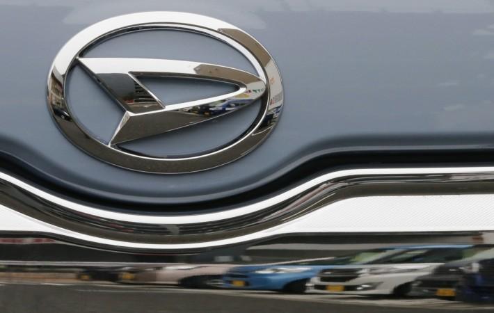 Daihatsu Badge >> Daihatsu May Sell Cars Under Its Own Badge In India Ibtimes India