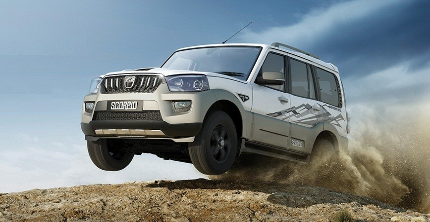Mahindra Scoprio Adventure Edition