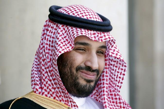 Saudi Deputy Crown Prince Mohammen Bin Salman