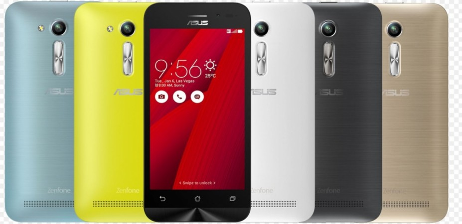 Asus launches Zenfone Go 4.5 (2nd gen) with Qualcomm Snapdragon CPU in India; price, specifications