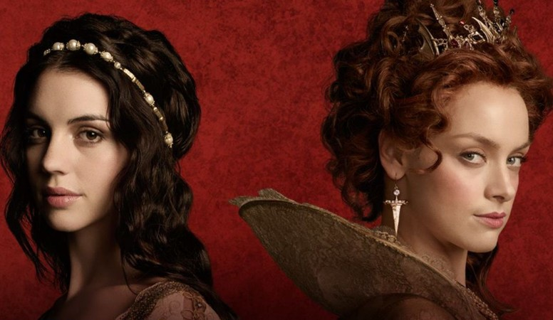 "Mary and Elizabeth from ""Reign"""