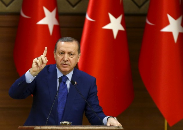 Turkey Bars US Visitors In Latest Sign Of Fraying Alliance