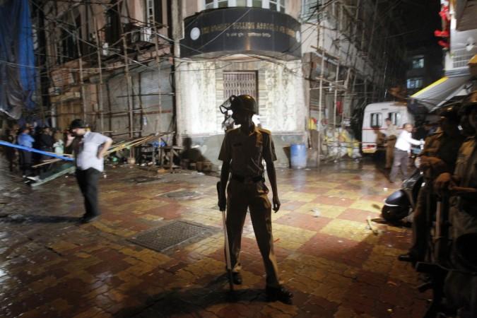 Zaveri Bazaar Mumbai blasts
