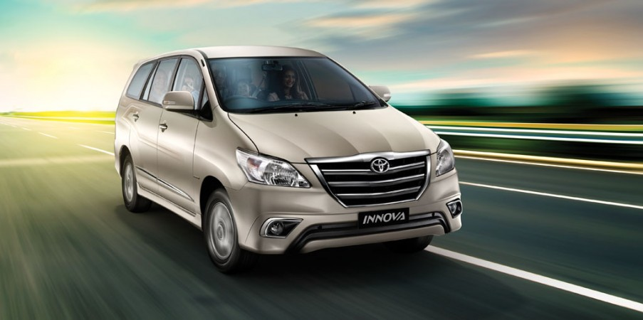 Toyota Innova Cross may come by end of 2016