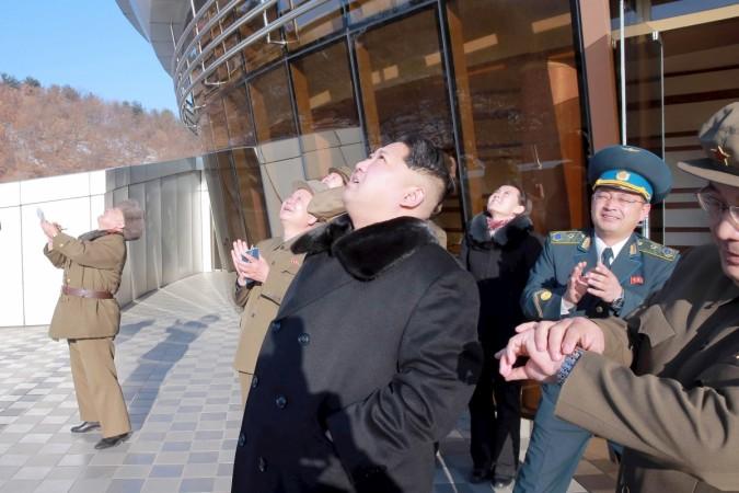 North Korea satellite