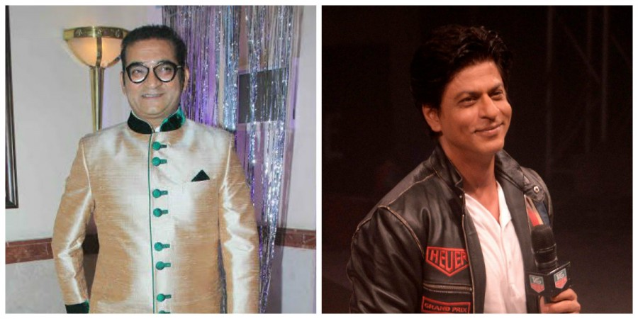 Abhijeet Bhattacharya and Shah Rukh Khan