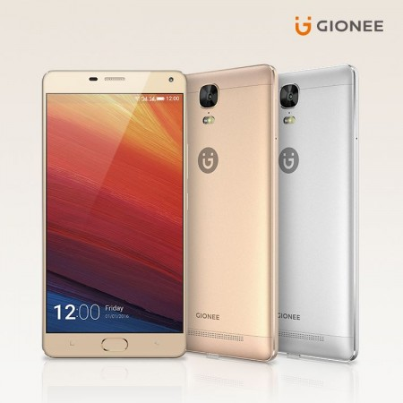Gionee launches Marathon M5 Plus with massive battery in India for Rs. 26,999