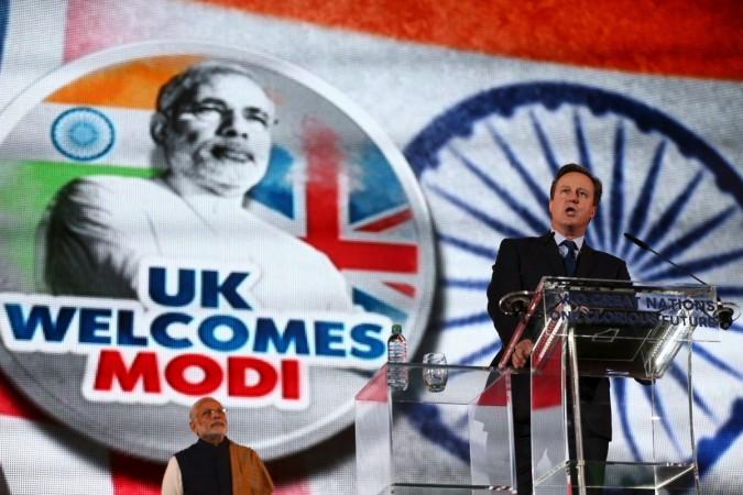 Indians britain