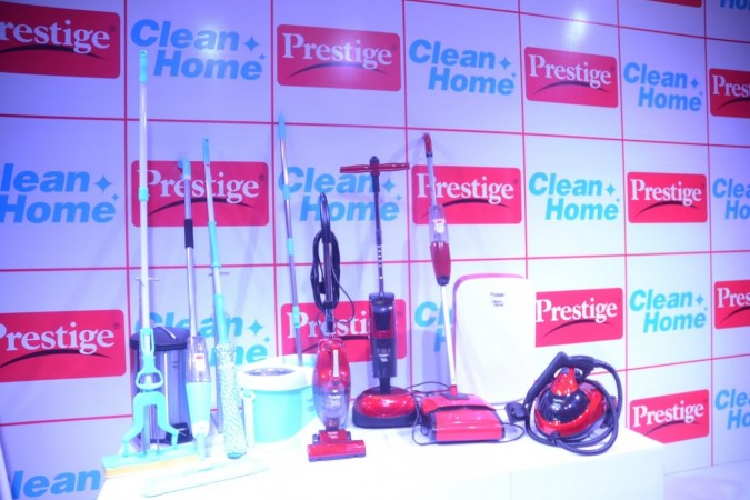 TTK Prestige home cleaning