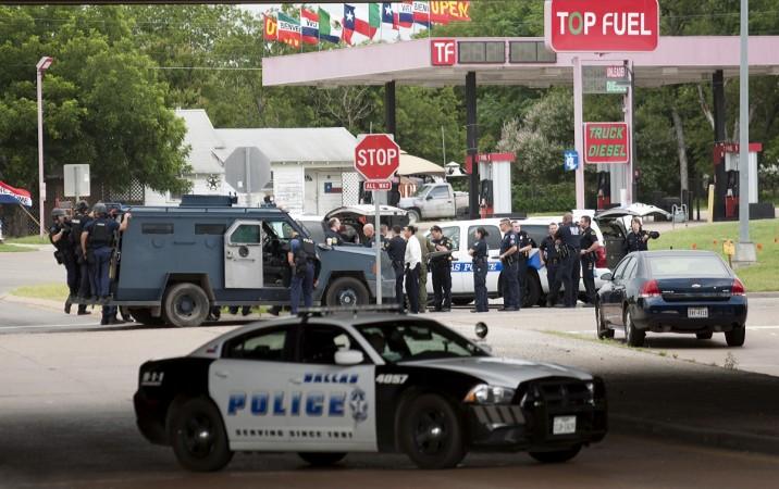 Texas police