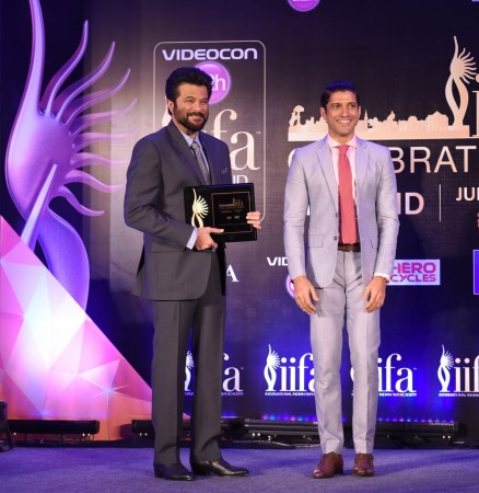 IIFA 2016: Anil Kapoor and Farhan Akhtar attend press conference in New Delhi