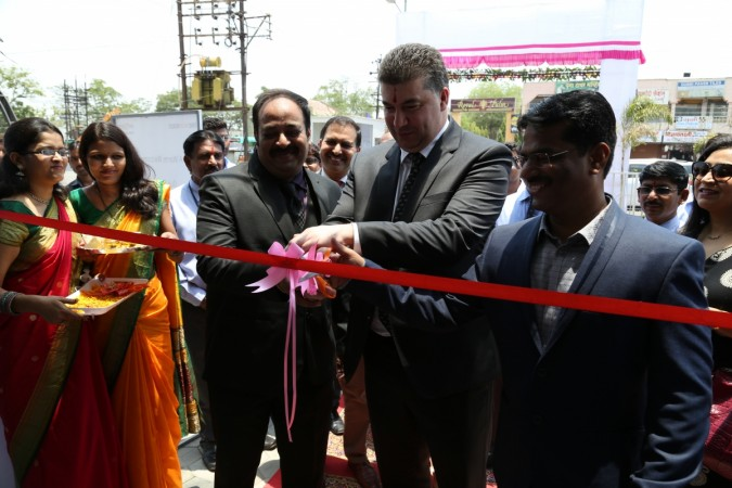 General Motor India opens new dealership in Maharashtra