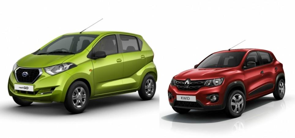 Datsun redi-Go vs Renault Kwid