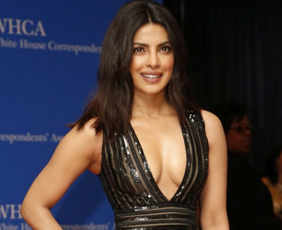 Priyanka Chopra at White House Correspondents' Dinner