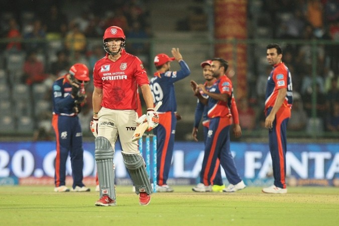 David Miller Kings XI Punjab