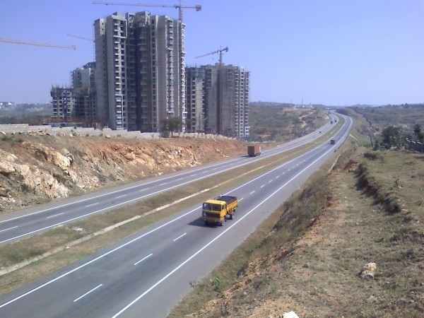 Karnataka Construction work